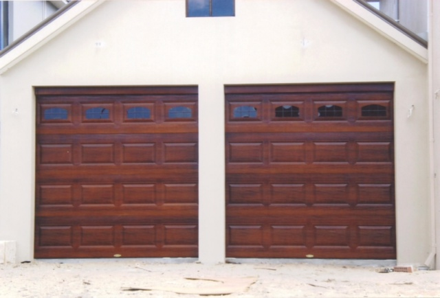 Cedar Look Garage Doors Melbourne Cedar Garage Doors Victoria
