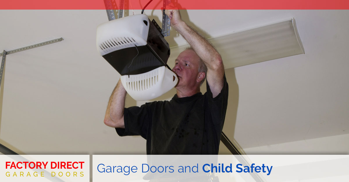 Garage Doors and Child Safety