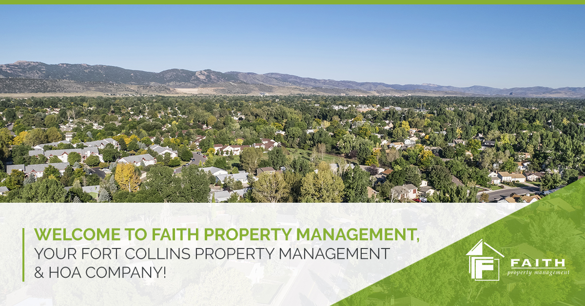 Welcome To Faith Property Management