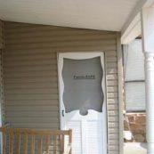 FamilySAFE storm shelter inside a home