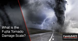 Learn about the Fujita Tornado Damage Scale and how our storm shelters can keep you safe