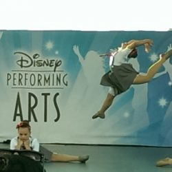 Disney Performing Arts with Fancy Feet dance students