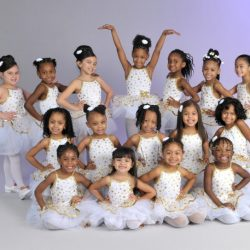 Dance recital photo from Fancy Feet Dance Studio