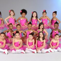Ballet dance recital photo from Fancy Feet Dance Studio