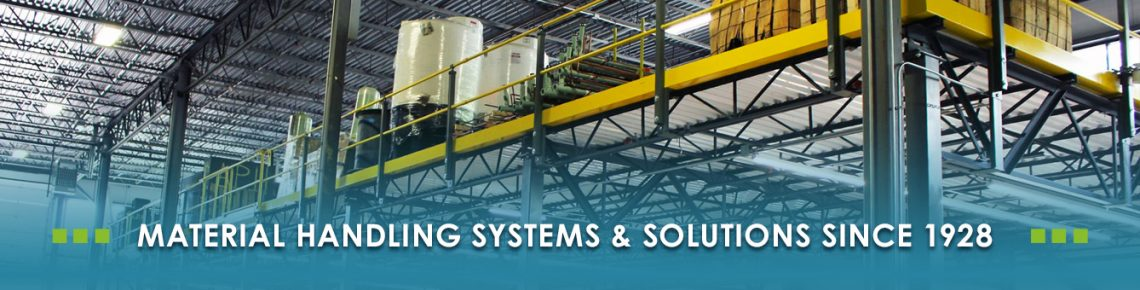 Material Handling Systems & Solutions Since 1928