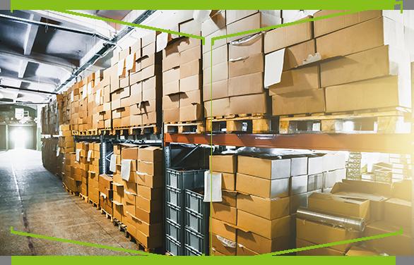 Mezzanine Chicago | Metal Storage Cabinets IL | Industrial