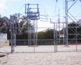 chain link fence for commercial business