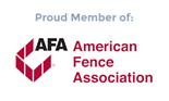 American Fence Association logo small