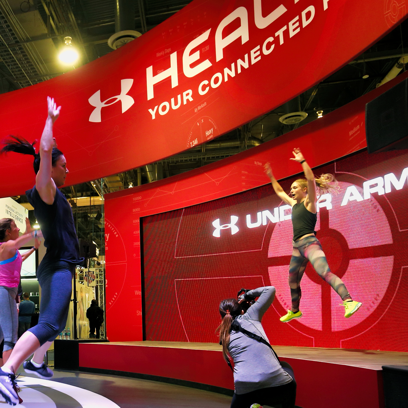 fitness, technology, wearables, under armour