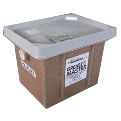 Fiberglass Grease Trap
