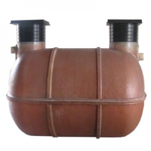 Fiberglass Septic Holding Tank
