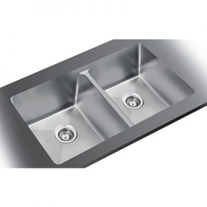 The perfect modern kitchen sink