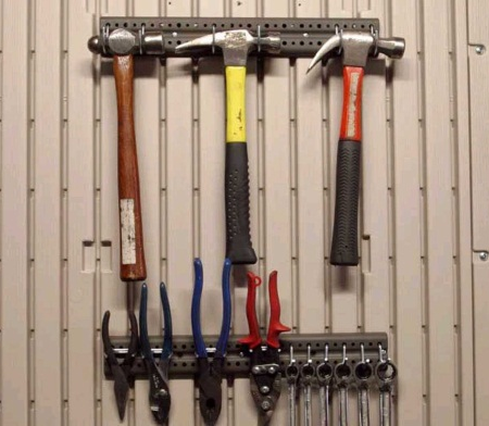Store your tools in our outdoor shed