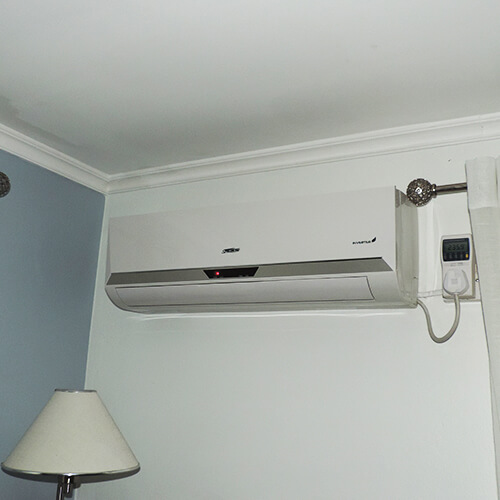 Streamline air conditioner
