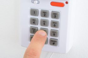 Keypad for Door Lock