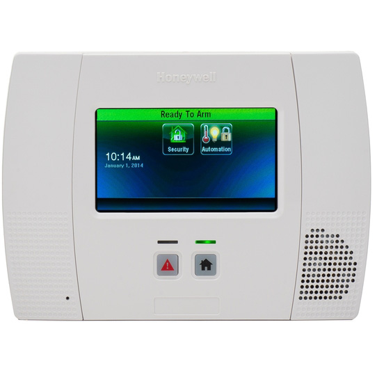 Honeywell Home Security Panel