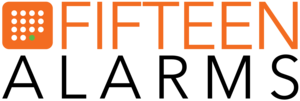 Fifteen Alarms Logo