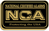 National Certified Alarms Logo