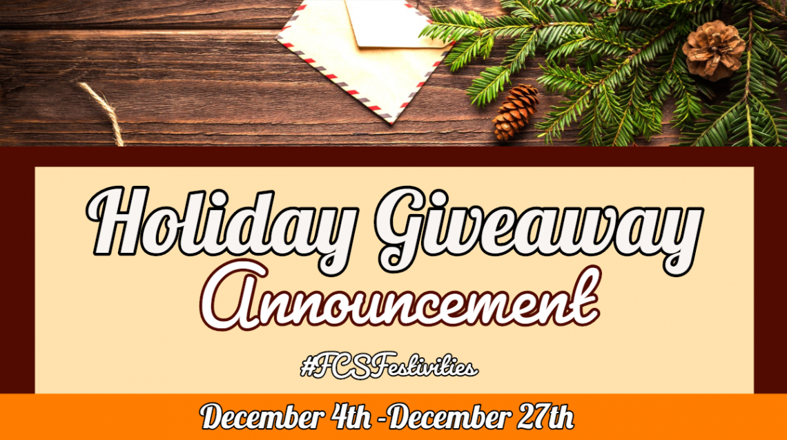 FCS Holiday Giveaway 2019