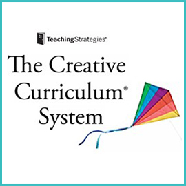 The Creative Curriculum System from Teaching Strategies