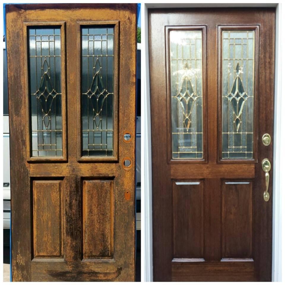 Elite Fine Finish - Wood Refinishing Houston| Wood Door Refinishing ...