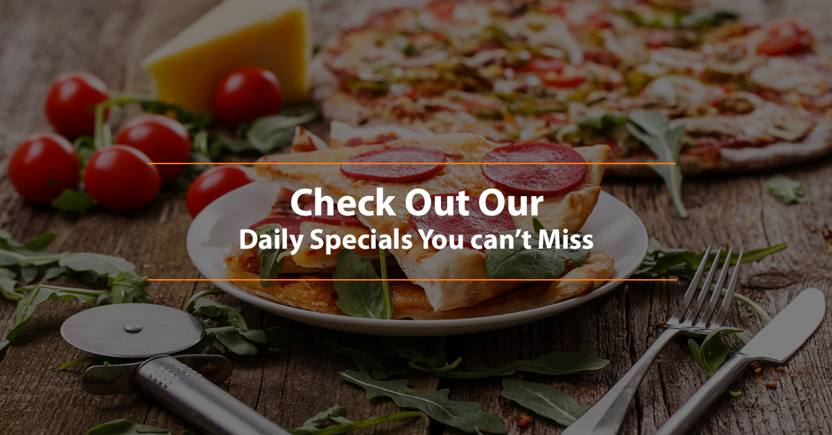 Bar And Grill Virginia Beach Daily Specials