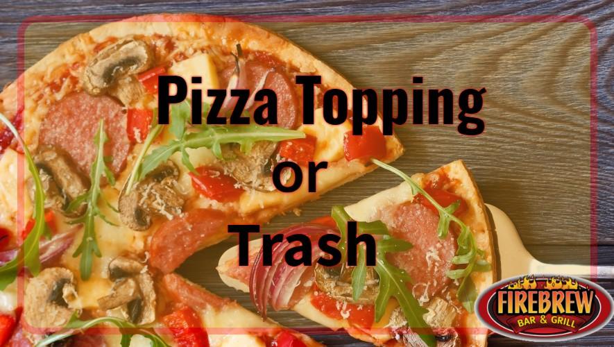 Restaurant Virginia Beach Pizza Topping Or Trash