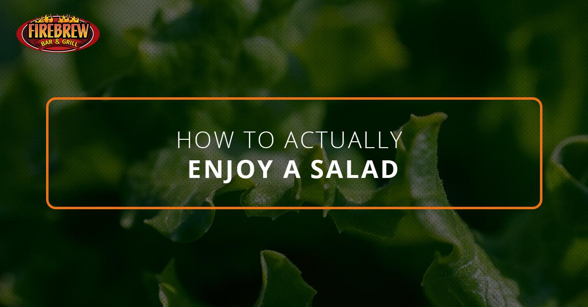 Restaurant Virginia Beach How To Actually Enjoy A Salad
