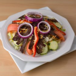 FireBrick Chicken Slow-Cooked Salads