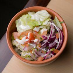 Side Salad FireBrick Peruvian Bourbon Chicken