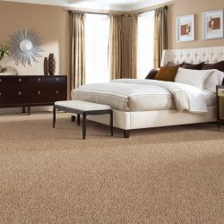 Beige Carpet Installation - First Quality Interiors Charlotte