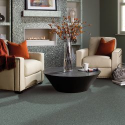 Aqua Carpet Installation - First Quality Interiors Charlotte