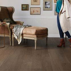 New Chocolate Wood Flooring - First Quality Interiors Charlotte