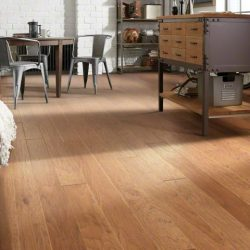 Cherry Wood Flooring Installation
