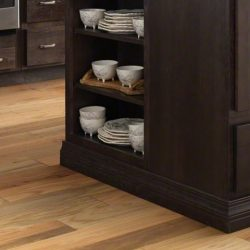 Multi-Tone Wood Flooring Installation - First Quality Interiors Charlotte