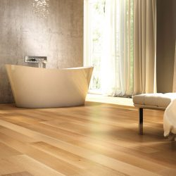 White Oak Wood Flooring Installation - First Quality Interiors Charlotte