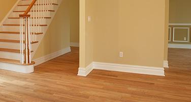 Hardwood Flooring Landing