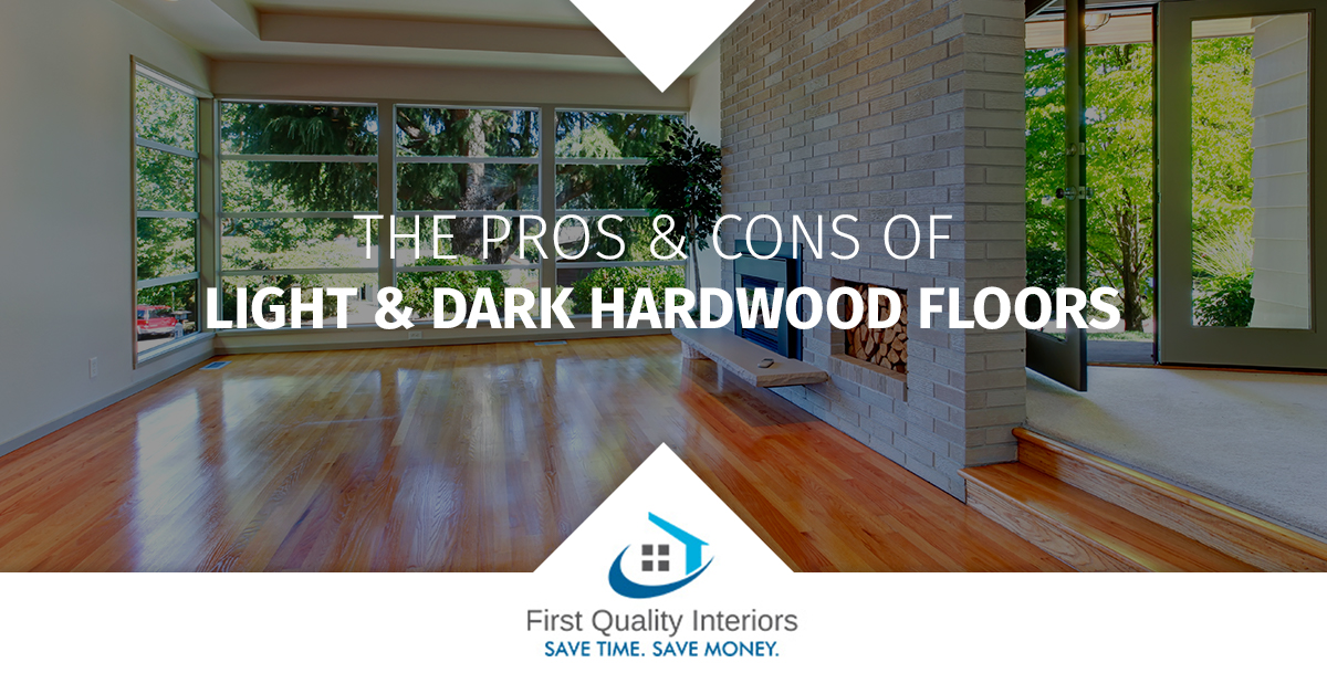 The Pros and Cons of Hardwood Floor Colors