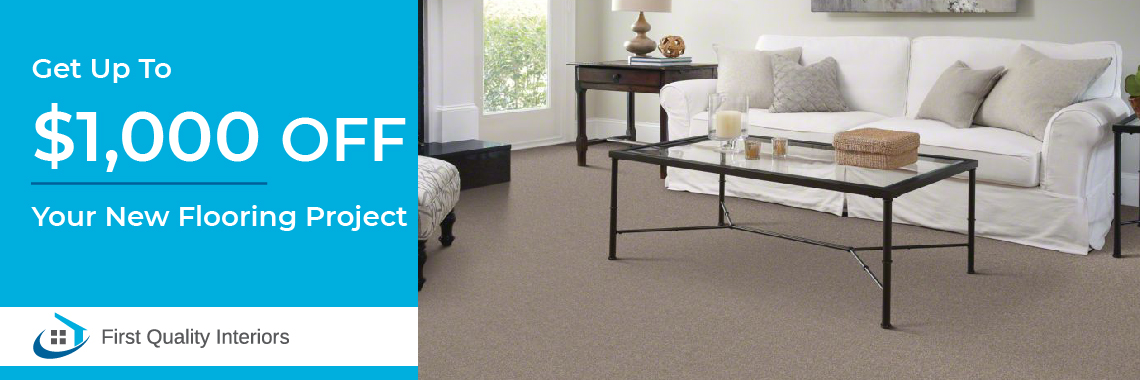 $1000 Off New Floors!