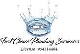 First Choice Plumbing Services