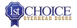 1st Choice Overhead Doors