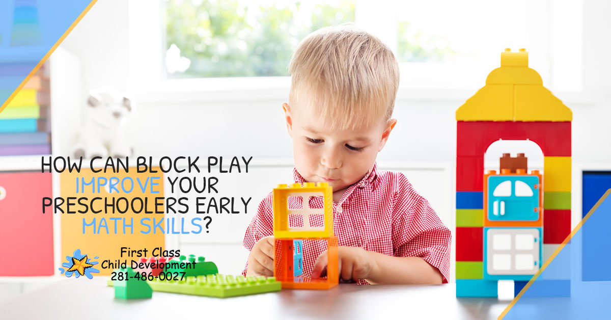 How Can Block Play Improve Your Preschoolers Early Math Skills