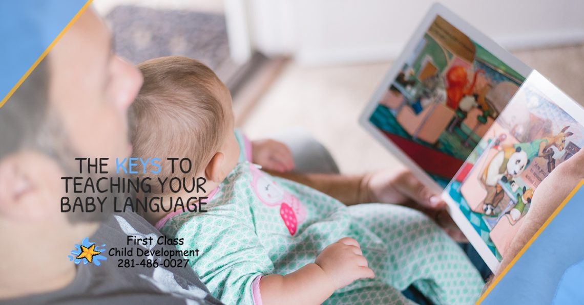 The Keys to Teaching Your Baby Language