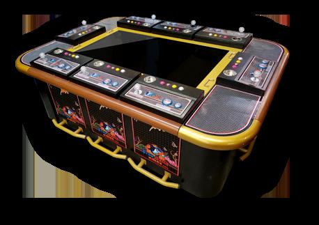 Fish Game Kings - Fish Arcade Games   Manufacturing & Developing