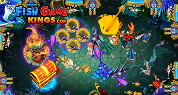 Goddess Of Mercy - Discover Leading Fish Shooting Games