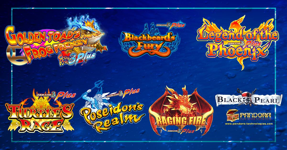 Ocean Online Games