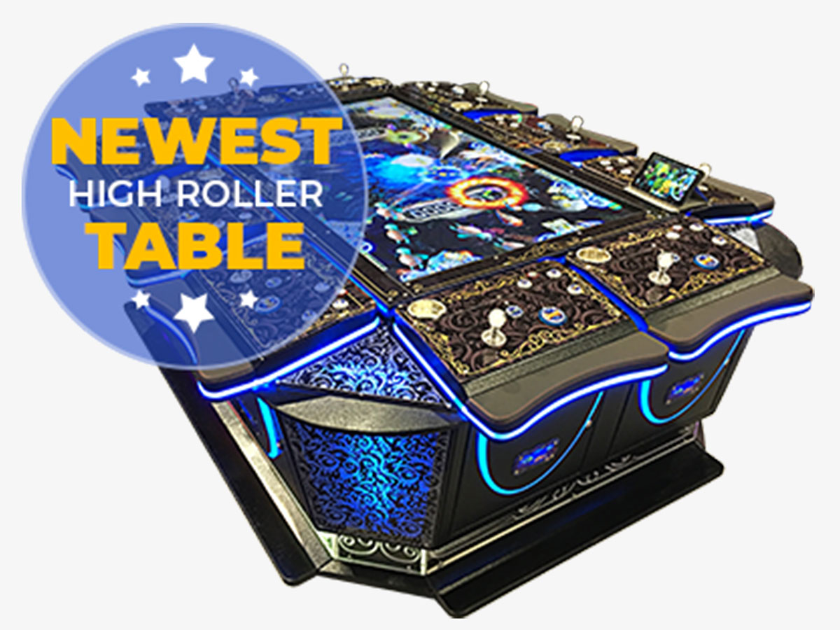 Fish Game Kings offer the best fish game tables and games for your business