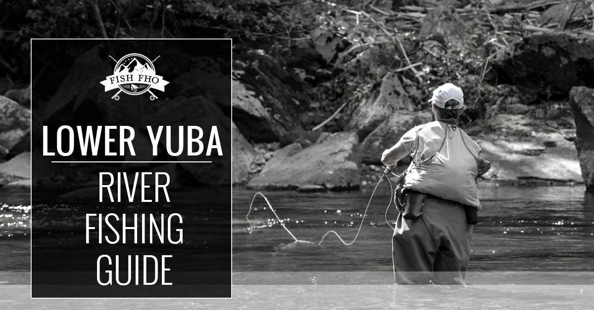 Lower Yuba River Fishing Guide | Fish Habit Outfitters LLC