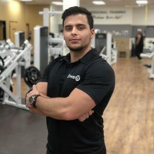 Chris Patrikios, Personal Trainer at Fitness 19 in Aldan Borough