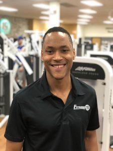 Darren Jordan, Personal Trainer at Fitness Center in Upper Darby, Pennsylvania